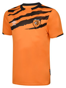 HULL CITY 19/20 JUNIOR HOME JERSEY