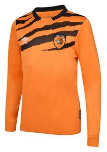 HULL CITY 19/20 JUNIOR LS HOME JERSEY