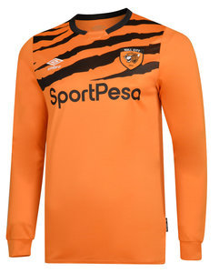 HULL CITY 19/20 LS HOME JERSEY