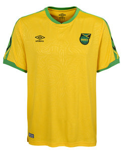 JAMAICA JUNIOR HOME JERSEY