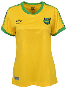 JAMAICA WOMENS HOME JERSEY
