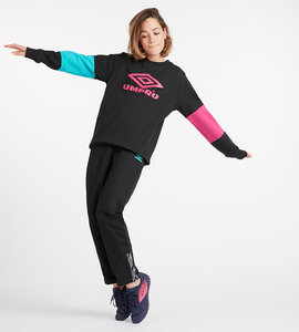 KIDS NEO VISTA CREW SWEAT GIRLS
