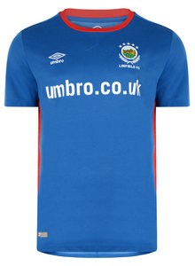 View the Kid's LINFIELD FC 18/19 JUNIOR HOME JERSEY from the kid's  collection