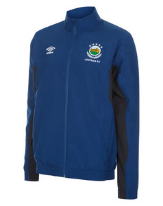 View the LINFIELD FC 17/18 JUNIOR TRAINING WOVEN JACKET from the Clubs collection