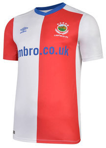 LINFIELD FC 19/20 JUNIOR AWAY JERSEY