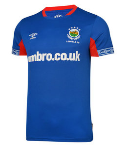 LINFIELD FC 19/20 JUNIOR HOME JERSEY