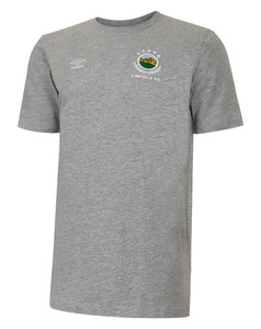View the LINFIELD FC LOGO COTTON TEE from the  collection