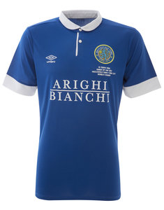 View the MACCLESFIELD JUNIOR WEMBLEY SHIRT from the Clubs collection