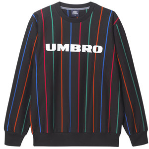 View the MALONE PIN STRIPE CREW SWEAT from the Collections collection