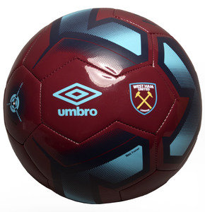 View the WEST HAM NEO TRAINER FOOTBALL from the Clubs collection