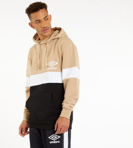 PANELLED O.T.H HOODY