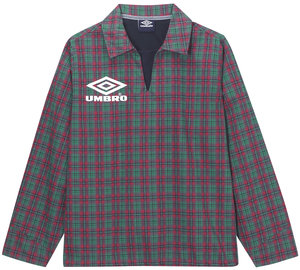 View the PLAID DRILL TOP from the  collection