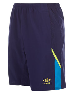 PRO TRAINING LONG WOVEN SHORT