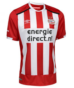 View the PSV 16/17 HOME SHIRT from the Clubs collection