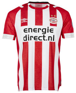 View the PSV 18/19 HOME SHIRT from the Clubs collection