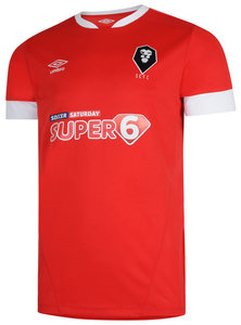 SALFORD CITY FC 17/18 HOME SHIRT