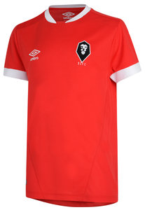 SALFORD CITY FC 17/18 JUNIOR HOME SHIRT