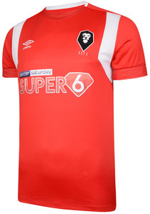 View the Women's SALFORD CITY FC 18/19 HOME SHIRT from the women's  collection