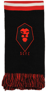 View the SALFORD CITY FC INTARSIA SCARF from the Clubs collection