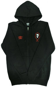 View the SALFORD CITY FC ZIP UP HOODY from the Clubs collection