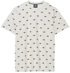 View the Men's SMALL LOGO AOP TEE from the men's  collection
