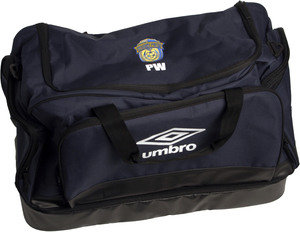View the SPALDING UTD 16/17 MEDIUM BASED HOLDALL from the Club Shops collection