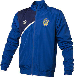 View the SPALDING UTD 16/17 WOVEN JACKET from the Club Shops collection