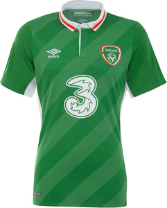 REPUBLIC OF IRELAND 16/17 HOME SHIRT