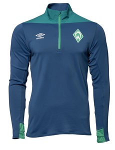 View the WERDER BREMEN 18/19 HALF ZIP TOP from the Clubs collection
