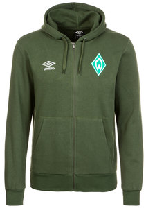 View the Women's WERDER BREMEN JUNIOR FZ HOOD from the women's  collection