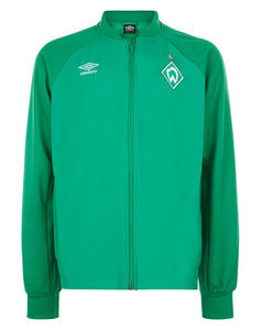 View the Kid's WERDER BREMEN 18/19 JUNIOR WALKOUT JACKET from the kid's  collection