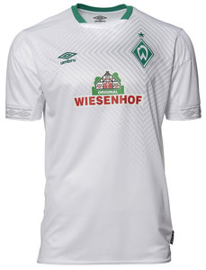View the WERDER BREMEN 18/19 THIRD SHIRT from the Clubs collection