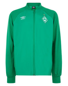 View the Women's WERDER BREMEN 18/19 WALKOUT JACKET from the women's  collection