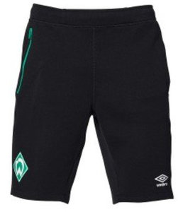 View the WERDER BREMEN 18/19 WOVEN SHORT from the Clubs collection