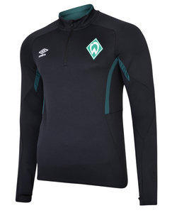 WERDER BREMEN 19/20 JUNIOR HALF ZIP TOP