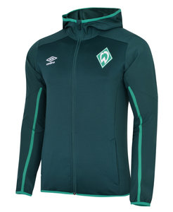 WERDER BREMEN 19/20 JUNIOR HOODED JACKET