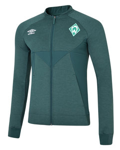 WERDER BREMEN 19/20 JUNIOR PRESENTATION JACKET