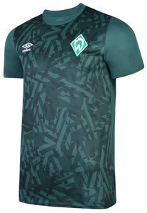WERDER BREMEN 19/20 JUNIOR WARM UP JERSEY