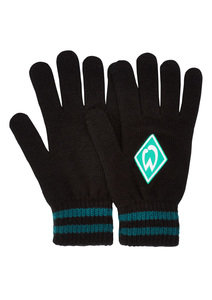 WERDER BREMEN STRIPED GLOVE