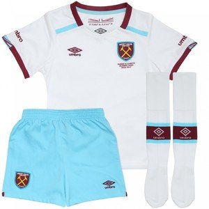 View the WEST HAM UTD 16/17 AWAY INFANT KIT from the Clubs collection