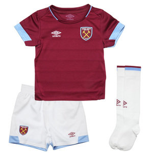 WEST HAM 18/19 HOME INFANT KIT