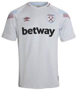 765a46db5 View the WEST HAM 18 19 THIRD SHIRT from the Club Shops collection