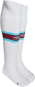 View the WEST HAM UTD 16/17 AWAY SOCK from the Clubs collection