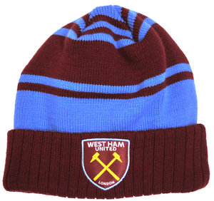 View the WEST HAM FC BEANIE from the Clubs collection