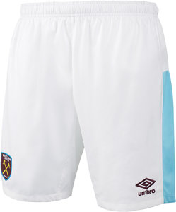 View the WEST HAM UTD 16/17 HOME SHORT from the Clubs collection