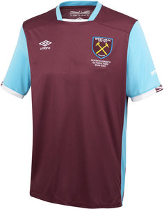 View the WEST HAM UTD 16/17 JUNIOR HOME SHIRT from the Clubs collection