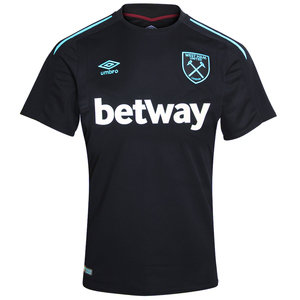 View the WEST HAM UTD 17/18 AWAY SHIRT from the Clubs collection