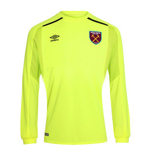 View the WEST HAM UTD 17/18 GK JUNIOR HOME SHIRT from the Clubs collection