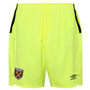 View the WEST HAM UTD 17/18 JUNIOR GK HOME SHORT from the Clubs collection