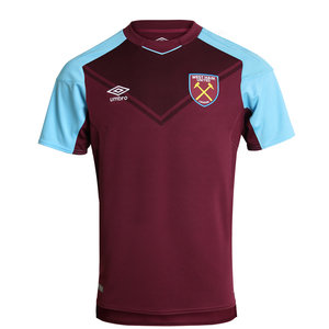 View the WEST HAM UTD 17/18 JUNIOR SS HOME SHIRT from the Clubs collection